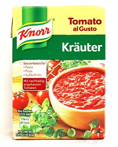 Knorr Tomato al Gusto 6er Pack 6 x 370g