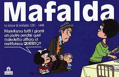 Mafalda. Le strisce dalla 1281 alla 1440: 9