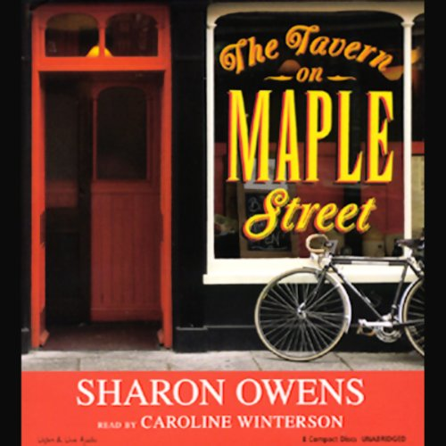 The Tavern on Maple Street audiobook cover art