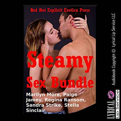 Steamy Sex Bundle Titelbild