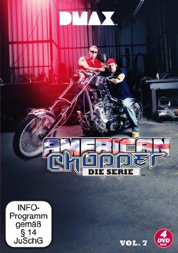 American Chopper Box Staffel 7 [4 DVDs]