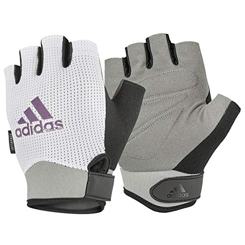adidas Performance Women's, Guanti Donna, Bianca, S - 17-18 cm Intorno al Palmo