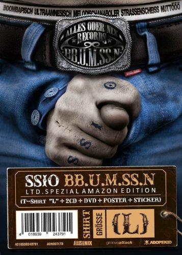 BB.U.M.SS.N - Limited Spezial Edition (2CDs+DVD+T-Shirt und Poster)