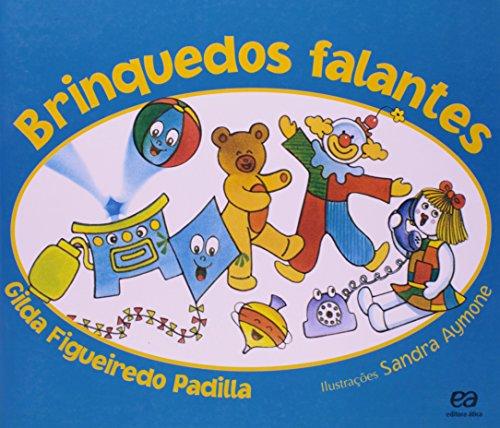Brinquedos Falantes - Coleção Lagarta Pintada