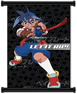 Beyblade Anime Fabric Wall Scroll Poster (16x21 )Inches. [WP] Beyblade-9