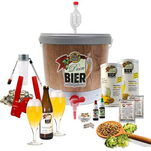 Dein BIER selbstgebraut - Kit de production de la bière