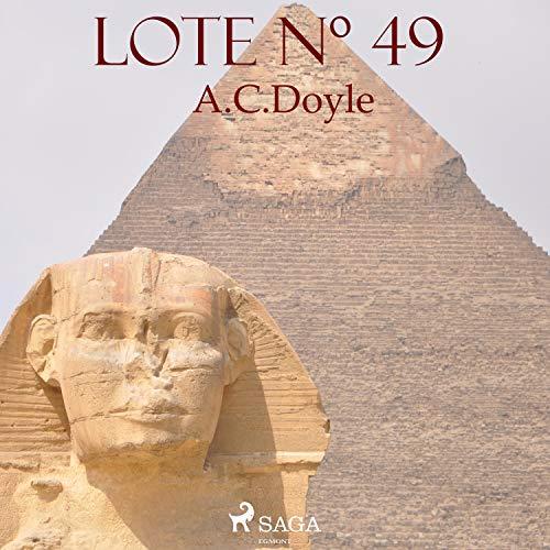 Diseño de la portada del título Lote número 249