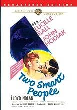 Two Smart People by John Hodiak, Lloyd Nolan Lucille Ball