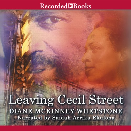 Leaving Cecil Street audiobook cover art