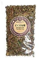 どくだみ茶 25g【郵便対応サイズ】 Dokudami Tea / Fish Mint Tea【 国産 日本産 どくだみ 茶葉 100% 】健康茶ギャラリー