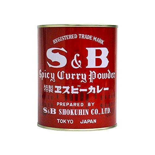 【常温】 S&B エスビー 業務用 カレー粉 400g カレーパウダー スパイス