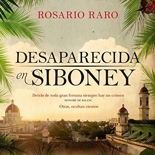 Desaparecida en Siboney cover art