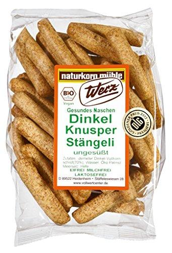 Werz - Bio Dinkel Knusper Stängeli - 125g