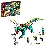 Lego Ninjago 71746 - Drago della giungla Islanda Lloyd's (506 pezzi) - Limited Edition!