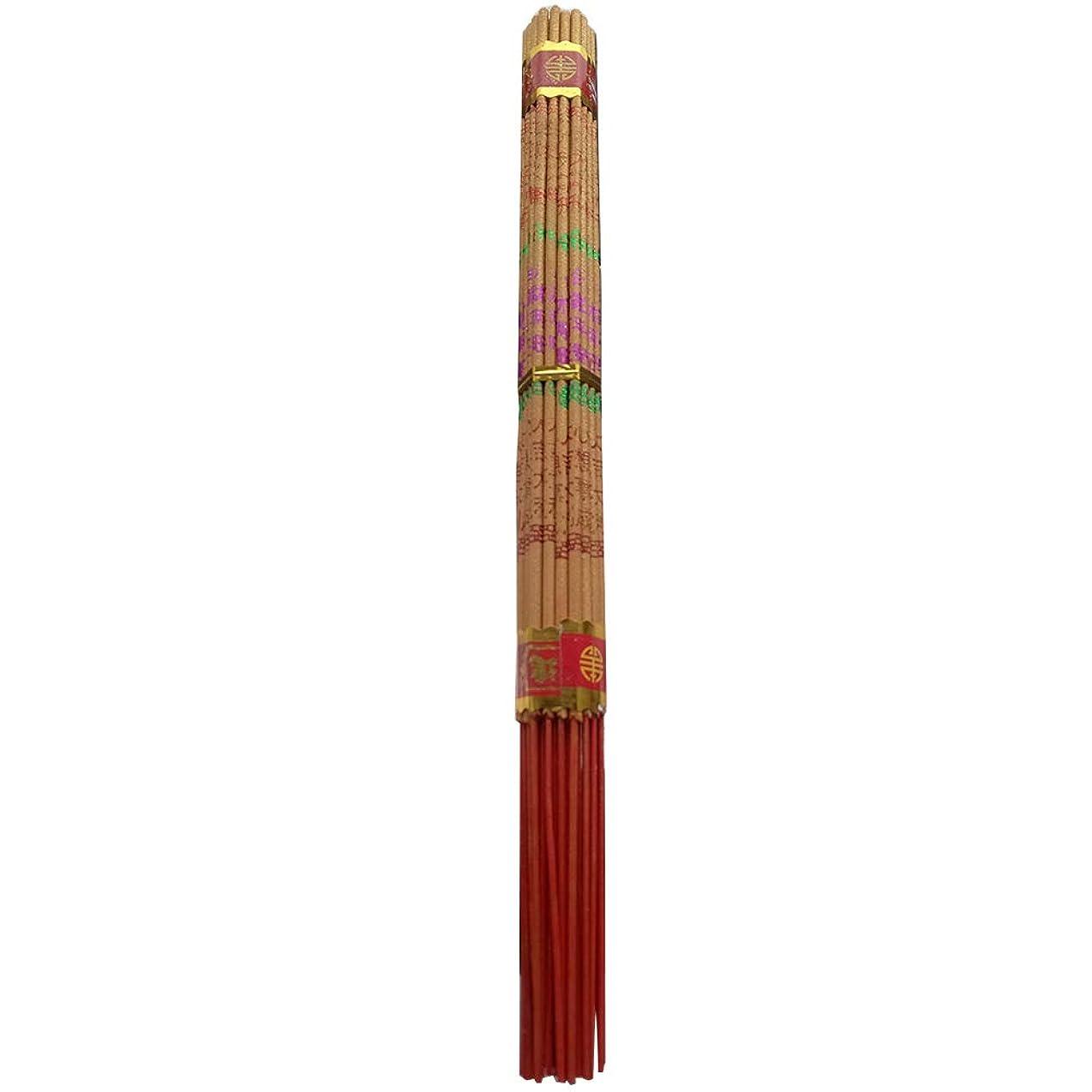 マイクロプロセッサ確かに覚えているzeestar Incense/中国香お香Long Burning Buddhist 10.2インチ?–?38?Sticks