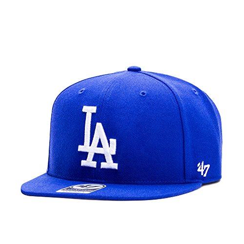 '47 Brand Los Angeles Dodgers Casquette No Shot Captain royal
