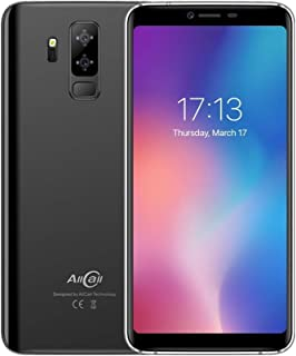 Mobile Phone S5500, 2GB+16GB, Dual Back Cameras, Fingerprint Identification, 5.99 inch Android 8.1 MTK6580M Quad Core Cort...