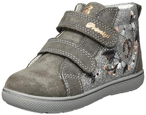 PRIMIGI Baby-Mädchen PSN 63586 First Walker Shoe, GRIG.SC/Grigio, 23 EU