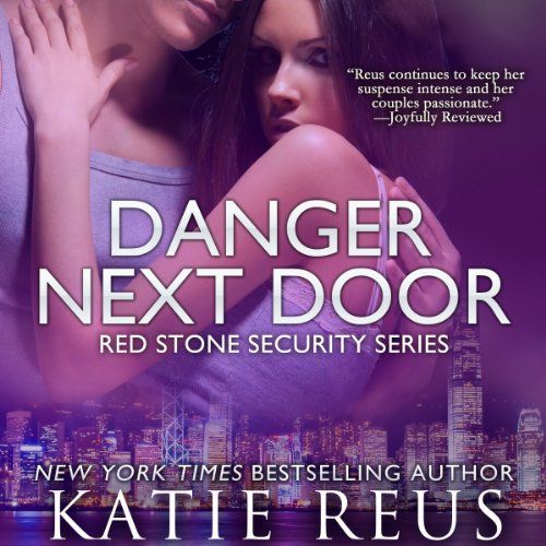 Danger Next Door audiobook cover art