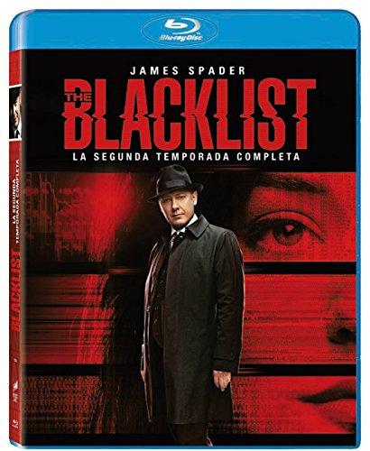 The Blacklist Temporada 2 Blu-Ray [Blu-ray]