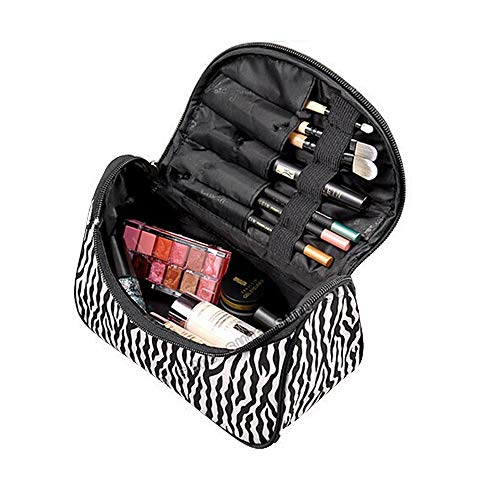 HHE Cosmetic Case Bag Appropriate Capacity Portable Women Makeup Cosmetic Bags Storage Bags for Travel
