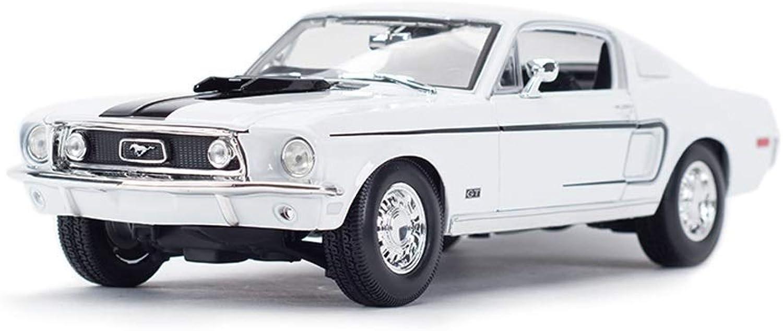 tienda Maisto Modelo de Coche Coche Coche 1 32 Juguete Mustang GT Vehículos Clásicos de Coche Modelo de Coche con Retroceso Coche Juguetes para Niños Colección de Regalos de Cumpleaños Modelos Escala Vehículos  grandes ofertas