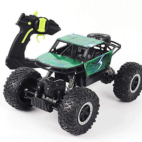 1:16 Vehículo todoterreno Drift Stunt Remote Cars Aleación de tracción en las cuatro ruedas Coche de escalada Inalámbrico RC Car Flip Anti-Collision Neumático Control remoto Stunt Cars Regalo para niñ