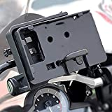 Class-Z Moto Supporto per Manubrio Moto per 4.0'-6.3' Pollici GPS per Smartphone Altri apparecchi, per BMW R1200GS F700 800GS CRF1000 Honda Moto Africa Twin CRF1000L 2016