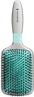 Remington Shine Therapy B80P – Cepillo Plano para el Pelo, Antiestático, Antiencrespamiento, Cerámica Avanzada con Aceite de Argán, Gris