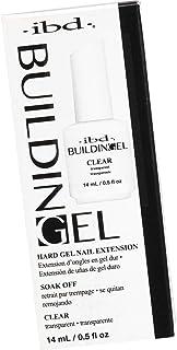 ibd - Building Gel - Hard Gel Nail Extension - Clear - 14ml / 0.5oz