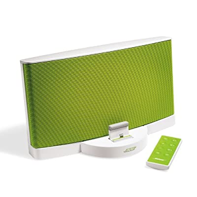 Bose SoundDock® Series III speaker - Limited-Edition Green from BOSE