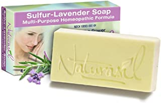 Sponsored Ad - Sulfur-Lavender Soap by Naturasil 4 oz
