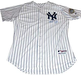 Mark Teixeira Yankees Authentic Home Jersey w/Inaugural Season Patch (Signed on Front) (MLB Auth) - Steiner Sports Certified