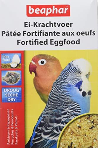 Beaphar - Pâtée fortifiante aux œufs, complément alimentaire - oiseau - 150 g