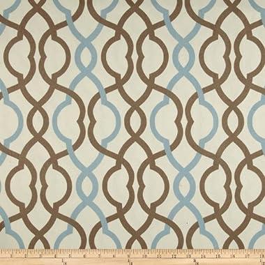 Waverly Make Waves Twill Latte, Fabric by the Yard