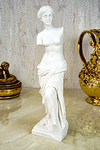 Alabaster Venus von Milo Figur Skulptur 24 cm weiß Griechenland Aphrodite