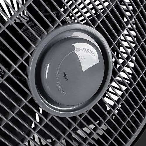 Tecvance Box – Ventilator/ Windemaschine Bild 2*