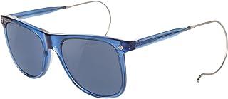 c13a6f9b86e9 Vuarnet VL 1510 Sunglasses - Polarized Blue/ Polar Blue, One Size