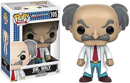POP! Vinilo - Games: MegaMan: Dr. Wily