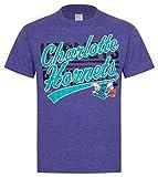 VF NBA Charlotte Hornets T-Shirt Basketball Thats The Stuff Hardwood Classic -
