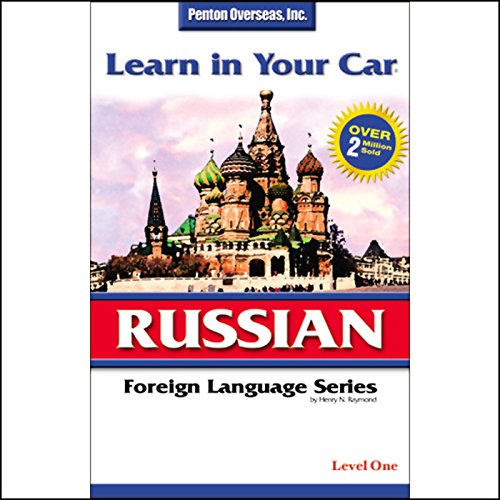Learn in Your Car: Russian, Level 1 cover art