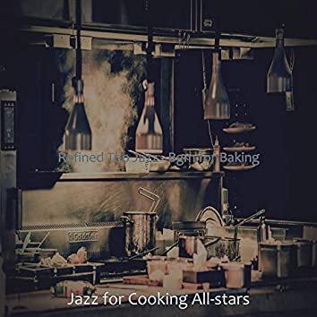 Refined Trio Jazz - Bgm for Baking