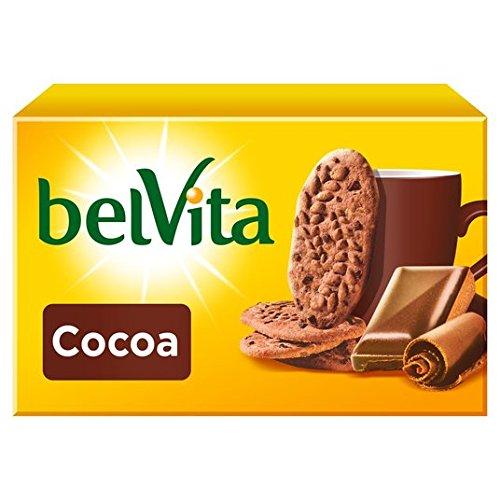 Belvita Cacao Desayuno de la galleta 6 x 50g