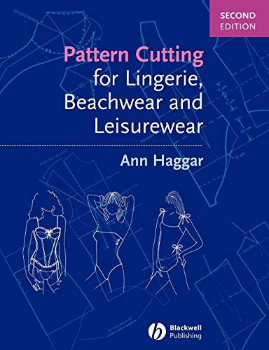 Pattern Cutting for Lingerie, Beachwear and Leisurewear 2e