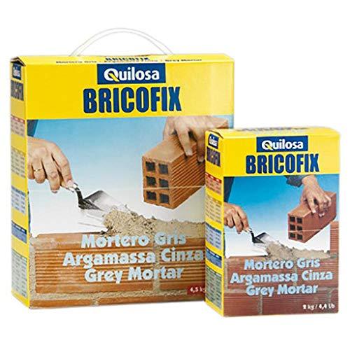 Quilosa T088153 Bricofix Cemento Gris