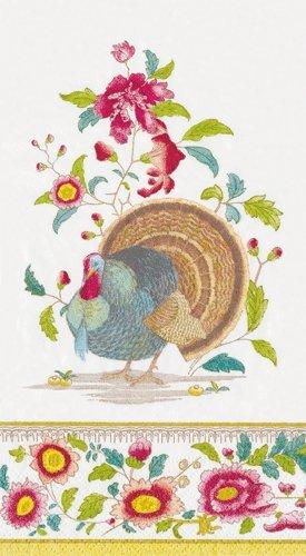 Caspari Paper Hand Towels Thanksgiving Decorations Fall Decorations...