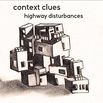 Highway Disturbances
