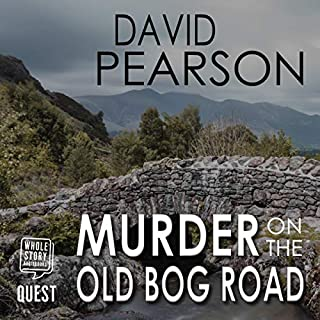 Murder on the Old Bog Road Titelbild