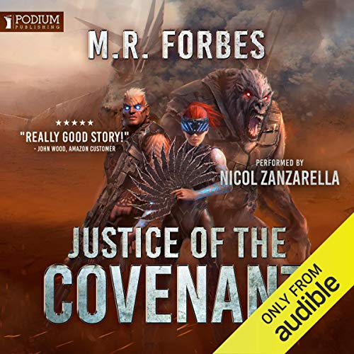 Couverture de Justice of the Covenant