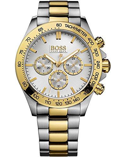 Hugo Boss Zweifarbige Herren-Armbanduhr 1512960